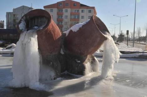 Türkiye buz kesti!