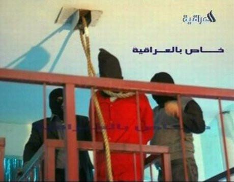 Kimyasal Ali böyle idam edildi