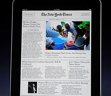 Appledan süper oyuncak iPad