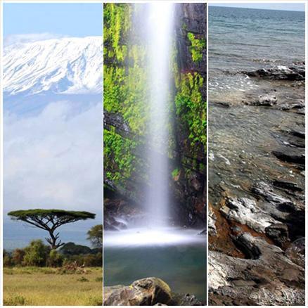 Doğanın 7 harikası adayları