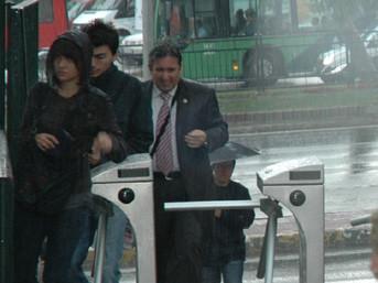 İstanbul sular altında kaldı