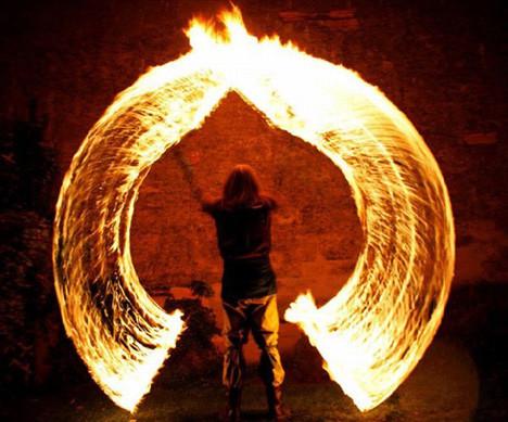 Ateşle dans