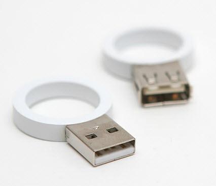 Böyle USB olur mu?