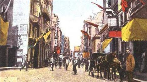 1873e İstanbul böyleydi