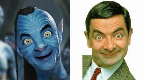 Ünlülerin Avatar halleri