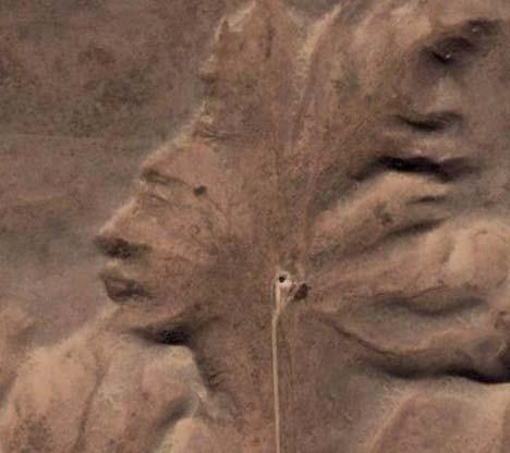 Google Earthen harika kareler