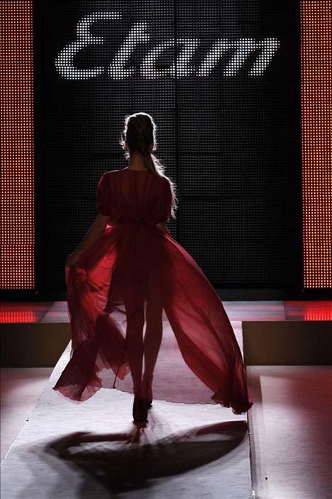 Modada Rus rüzgarı