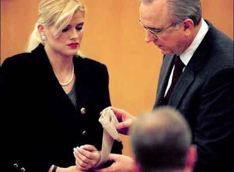 Anna Nicole Smithin yaşamı