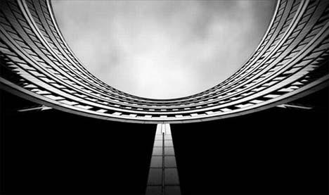 Binalara bir de böyle bakın