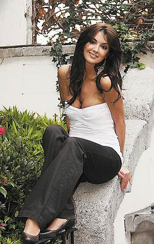 İşte 2007 Dünya Güzeli Priscilla Perales