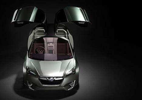 Subaru un çevreci otomobilleri