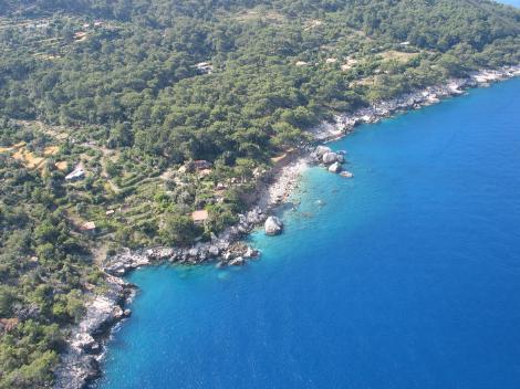 Türkiyenin saklı cennetleri