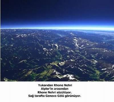 Yeryüzünü hiç böyle görmediniz !