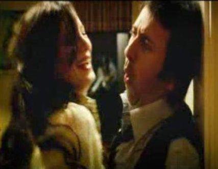 Lale Cangal da öpüştü !