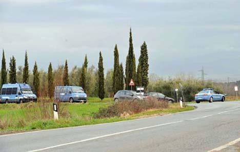 İtalyada büyük PKK operasyonu