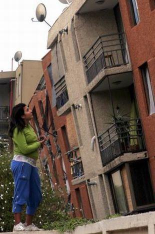 Şilide 8.8lik deprem