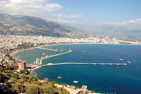 Türkiye in tatil cennetleri