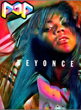 Kapaklardaki Beyonce..