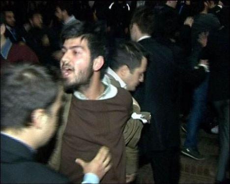 İTO Başkanı a protesto