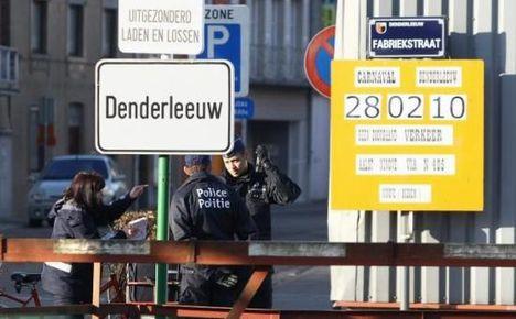 Belçikada büyük PKK operasyonu