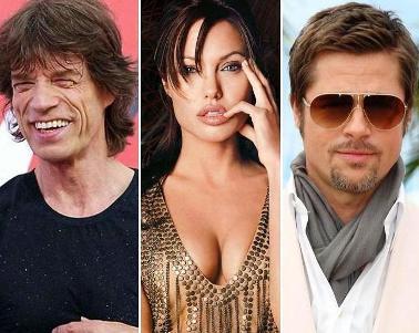 Angelina kaçamak yapmış