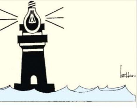 Turhan Selçuk karikatürleri