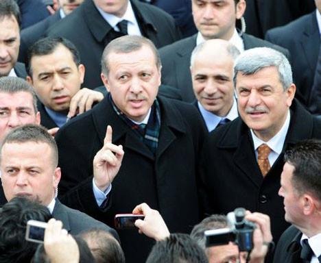 Erdoğan yine vatandaşa fırça attı