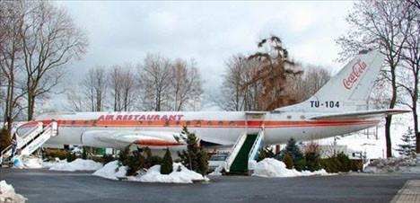 Uçaktan oteller
