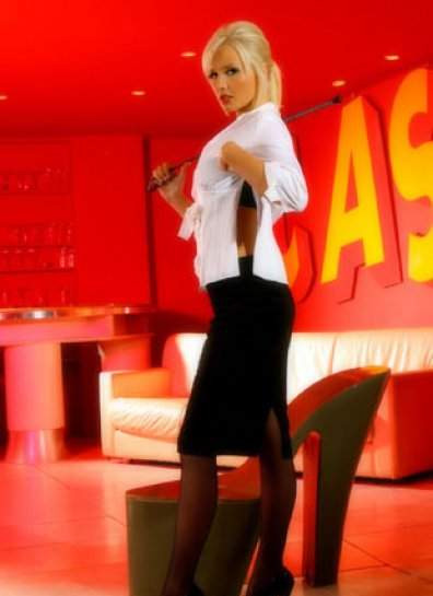 Michelle Marshan striptiz şov