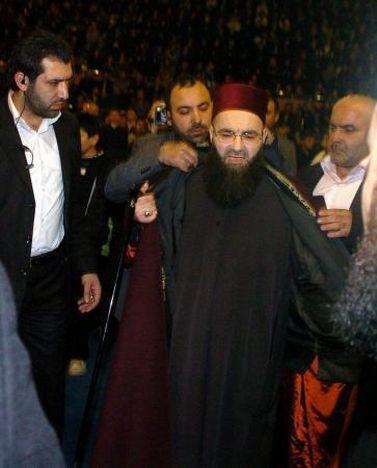 Cübbeli Ahmet izdihamı