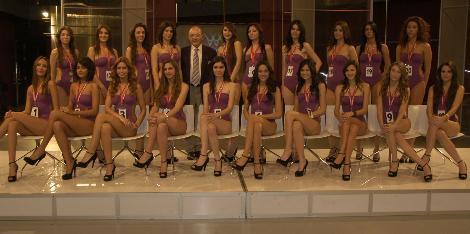 İşte Miss Turkey 2010 finalistleri