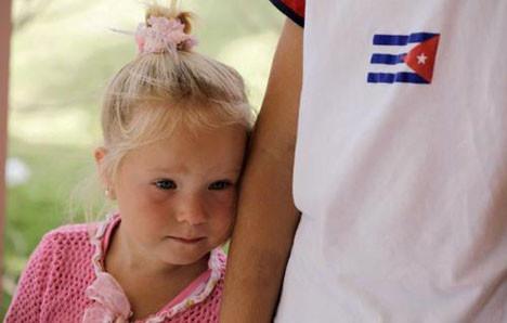 Kübadan dünyaya ders olacak hareket