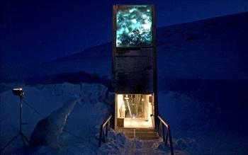 Kıyamet Ambarı Svalbard