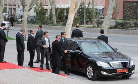 Erdoğana koruma ordusu