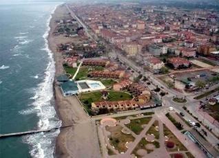 Karadeniz burayı yutuyor
