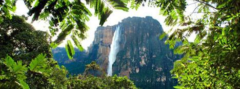 Amazonlardaki esrarengiz kıta