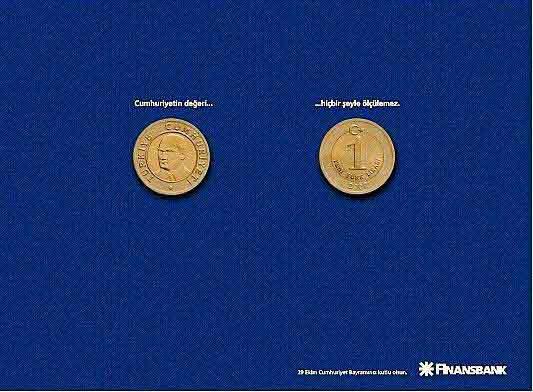 29 Ekim Cumhuriyet Bayramı coşkusu reklamlarda