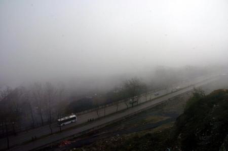 Zonguldaka kül paniği