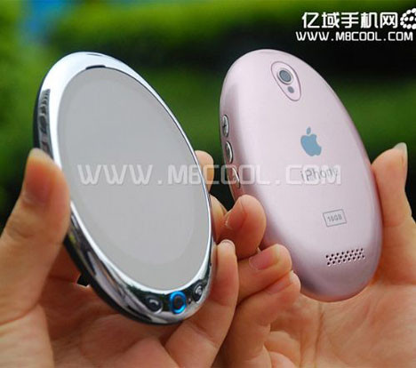 iPhone in bayan modeli