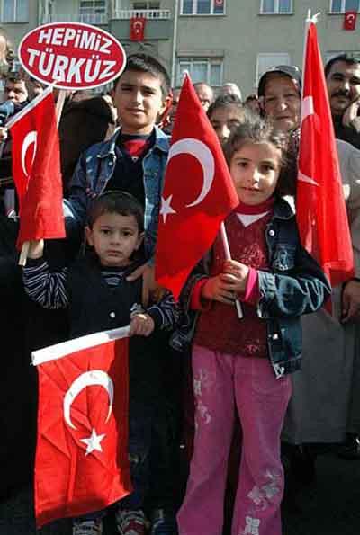 Türkiyede Cumhuriyet coşkusu