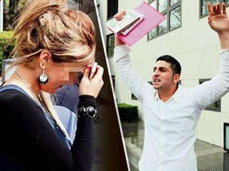 Almanya ın konuştuğu Türk çift