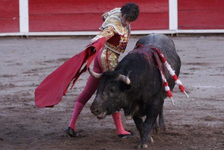 Efsane matadorun zor anları