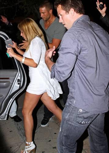 Paris Hiltonu çıldırtan kadın