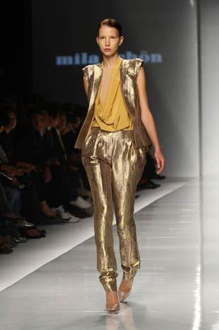 Milan Moda Haftası dan kareler