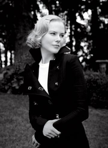 Nicole Kidman Vanity Faire poz verdi