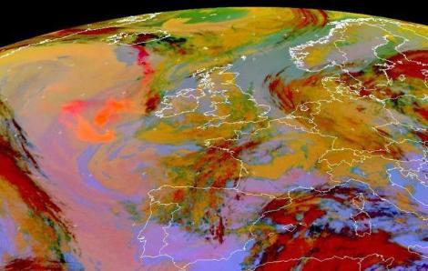 Kül bulutu Türk hava sahasında