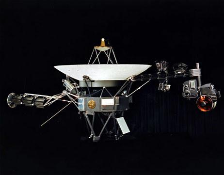 Uzay aracındaki gizem
