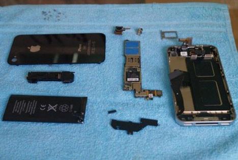 İşte 4. nesil iPhone!