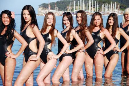 Rus ve Ukraynalı güzeller