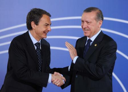 Erdoğana fahri doktora unvanı verildi